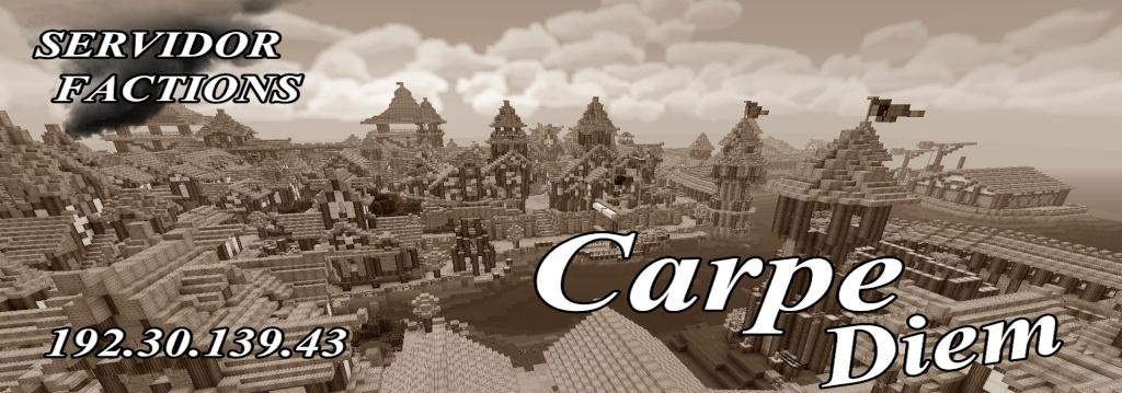 Carpe Diem | Minecraft Factions Server