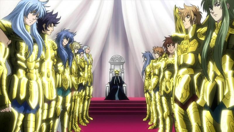 Vestimenta Sagradas(regra completa) Anime-10