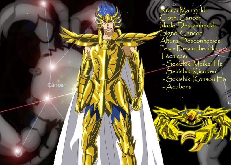12 santos da guarda real de atena Cancer11