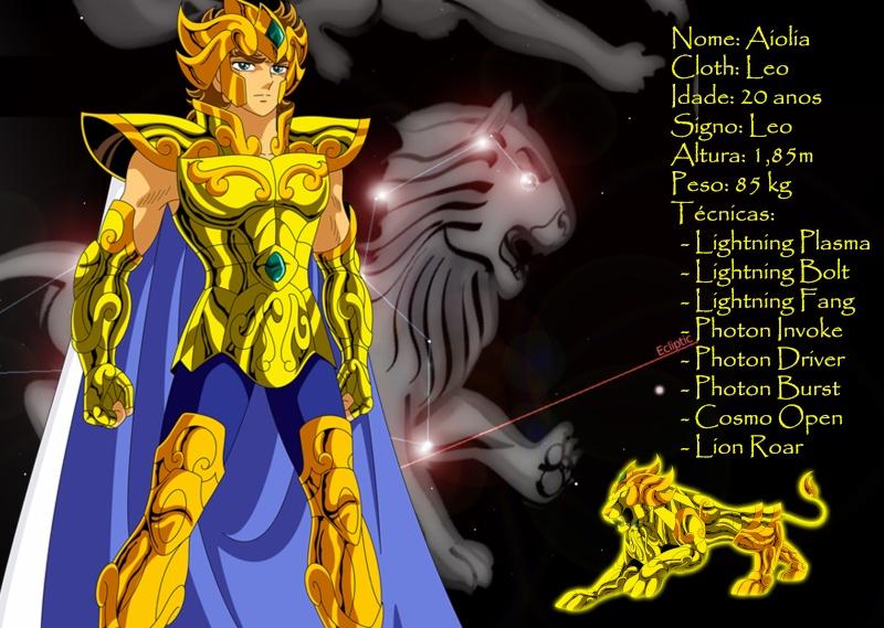 12 santos da guarda real de atena Leo-ai10