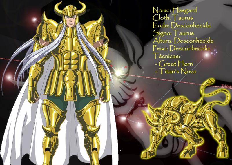 12 santos da guarda real de atena Taurus10