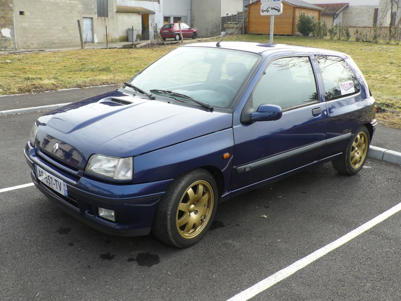 Clio Williams de Brice P1040512