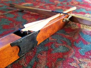 crossbow model Img_0314