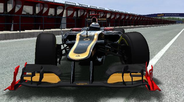 Lotus GP bolido pristatymas 210
