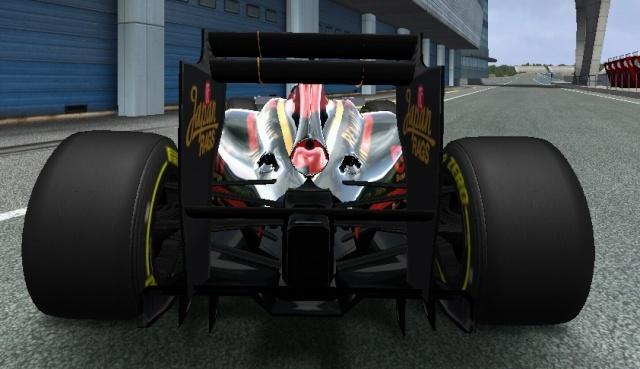 Lotus GP bolido pristatymas 310
