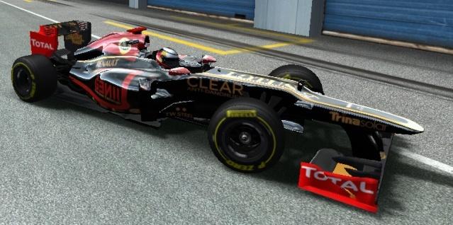 Lotus GP bolido pristatymas 410