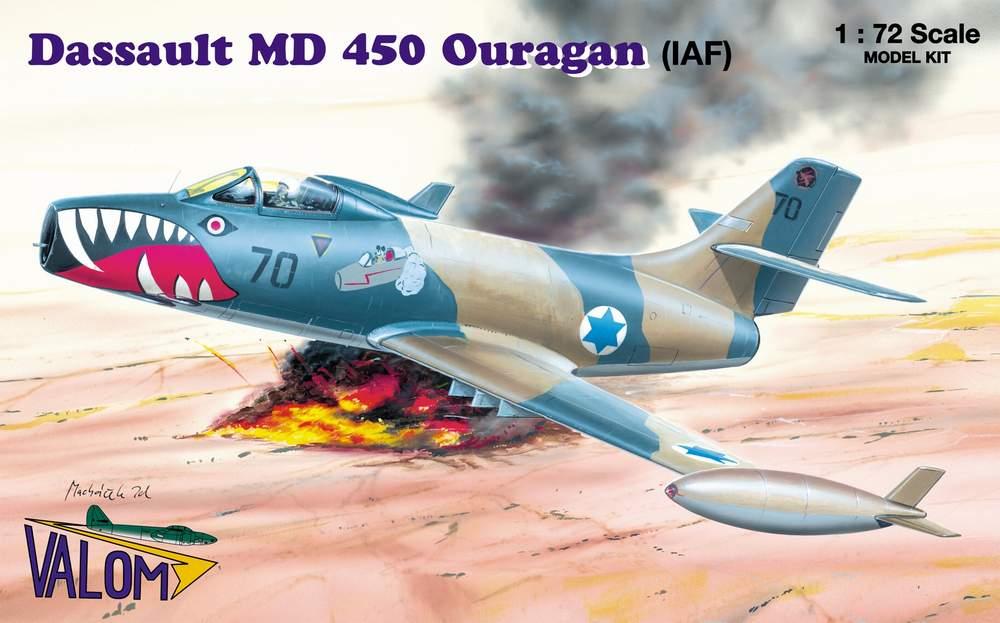 MD 450 OURAGAN de la PAF 1956 (heller) - Page 4 3088_010