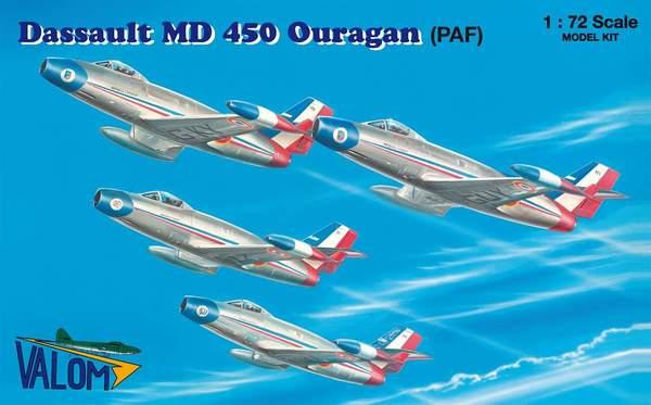 MD 450 OURAGAN de la PAF 1956 (heller) - Page 4 3237_r10