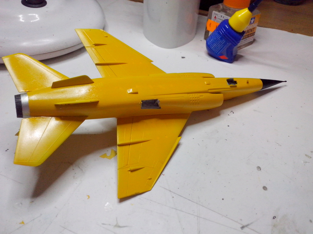"Fil rouge 2018 Mirage F-1C 12-YH ""Cambresis"" ""Tiger Meet 91""  *** Terminé en pg 3 *** - Page 2 Img_2025"