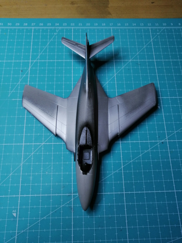 F9F-8 COUGAR Blue Angels (Hasegawa) 1/72 Img_2506