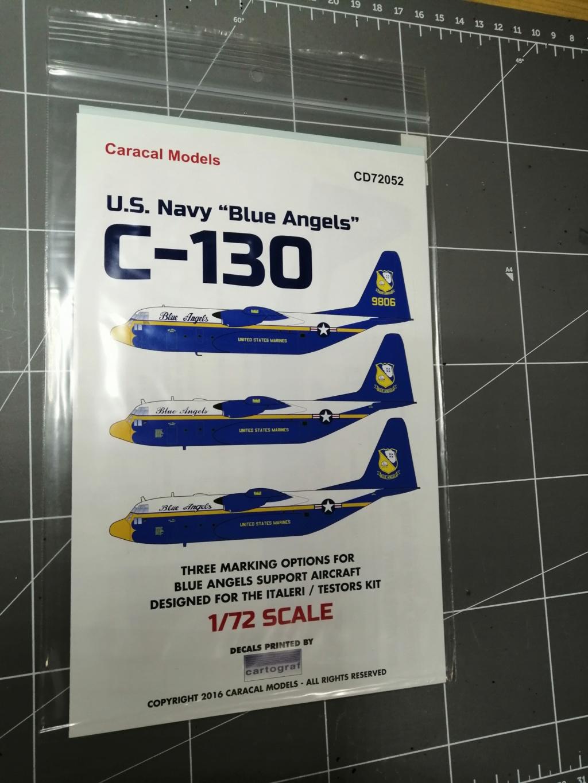 "C-130 Hercules Blue Angels 1/72 ""MPC"" Img_2560"