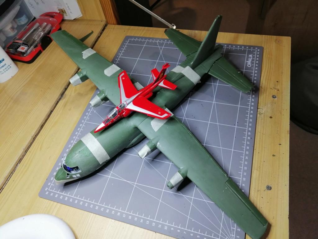 "C-130 Hercules Blue Angels 1/72 ""MPC"" Img_2569"