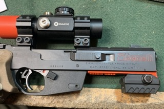 Dot Amplitude -- how to pick the best spot over a barrel to locate a red dot sight. 0b4cf710