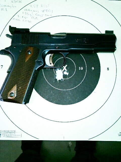 Remington R1 1911 suitable? 581e5c10