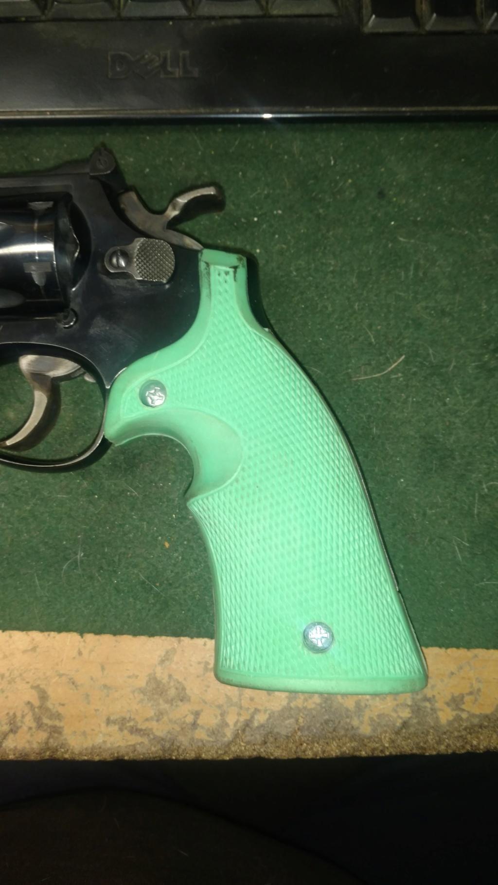 Best DA Revolver for DR 58c95410
