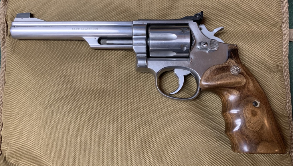 Old v. New S&W Revolvers Ba064e10
