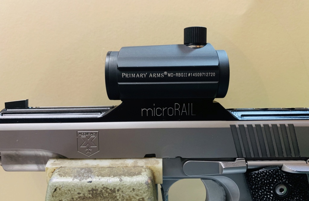 Accuracy X Micro Rail F7980a10