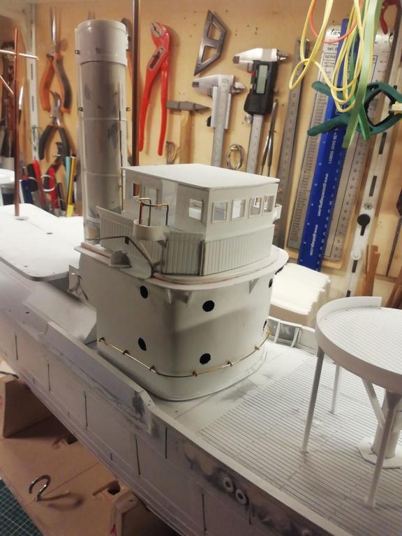 work in progress RAU IX Img_2021