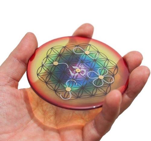 Osens - Une approche de la physique Quantique ? Disque10