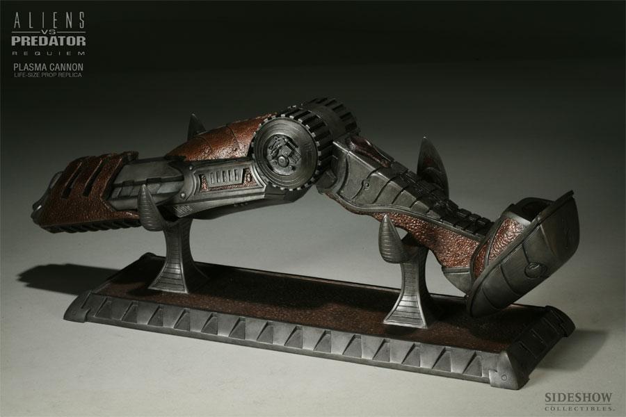 Gun à Plasma et lance de Predator 0118