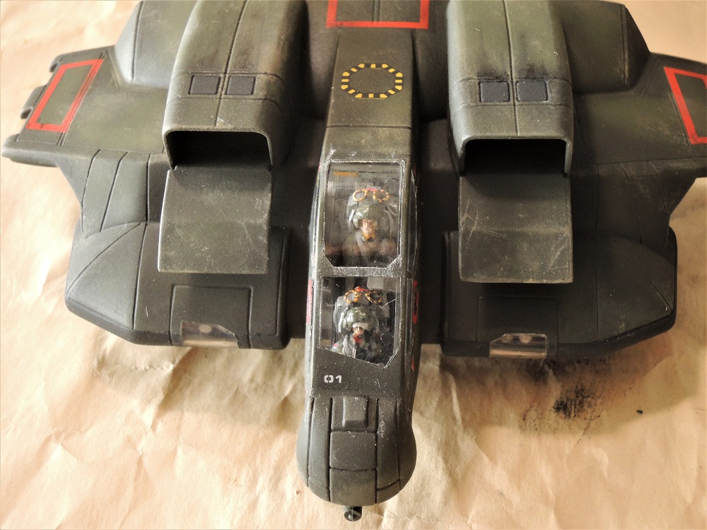 Aliens. Le Dropship des US Colonial Marines Dscn6616