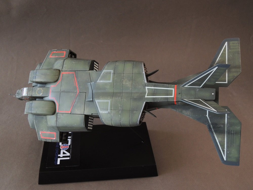 Aliens. Le Dropship des US Colonial Marines Dscn6812