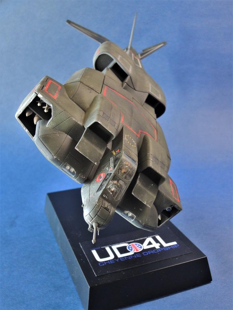 Aliens. Le Dropship des US Colonial Marines Dscn6813