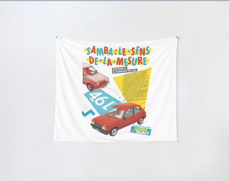"""Pour une déco très """"Samba GL"""" Image254"""