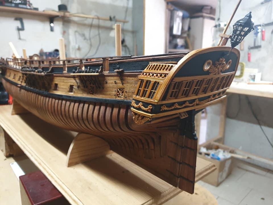 Fregata L'HERMIONE(arsenale)scala 1/48 di Carmelo Tuccitto - Pagina 7 10052212