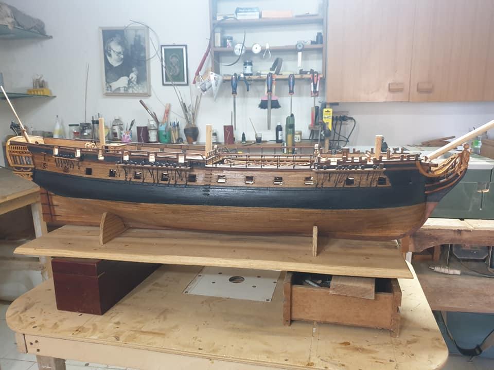 Fregata L'HERMIONE(arsenale)scala 1/48 di Carmelo Tuccitto - Pagina 7 10052213