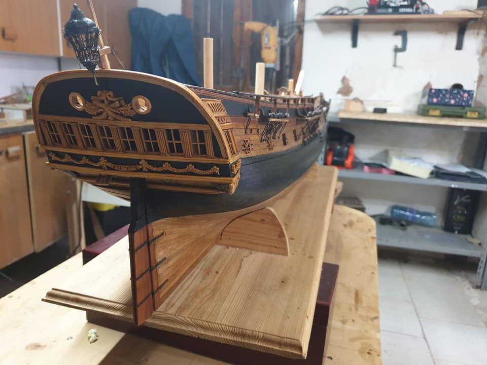 Fregata L'HERMIONE(arsenale)scala 1/48 di Carmelo Tuccitto - Pagina 7 10152711