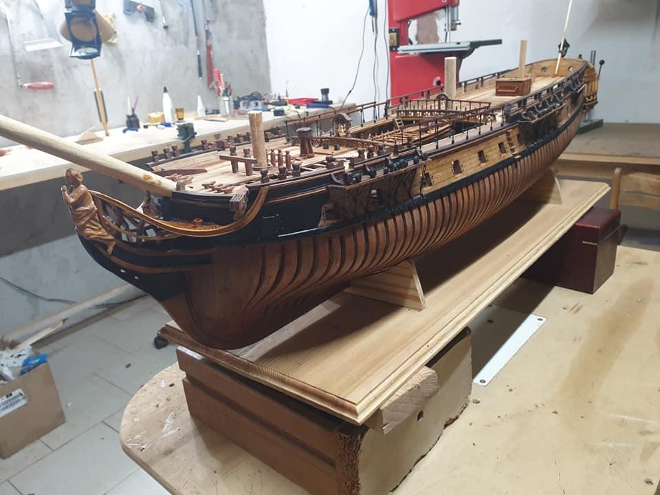 Fregata L'HERMIONE(arsenale)scala 1/48 di Carmelo Tuccitto - Pagina 7 10160110