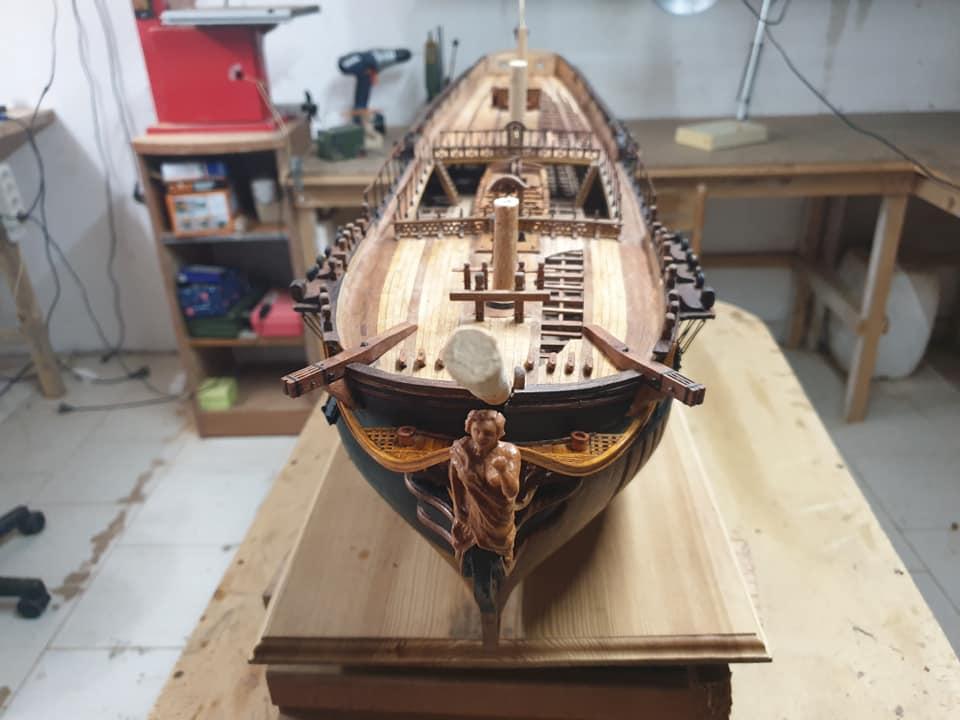 Fregata L'HERMIONE(arsenale)scala 1/48 di Carmelo Tuccitto - Pagina 7 10161410
