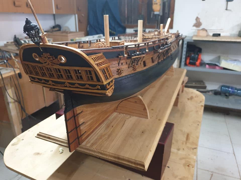 Fregata L'HERMIONE(arsenale)scala 1/48 di Carmelo Tuccitto - Pagina 7 10164210