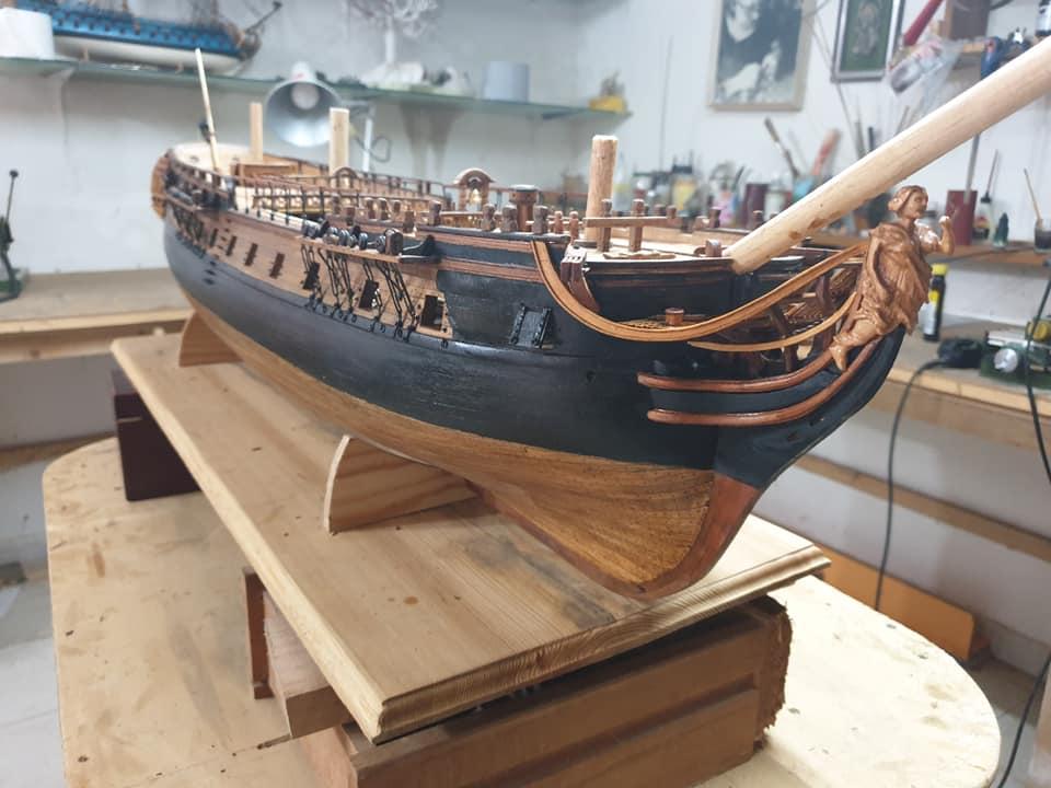 Fregata L'HERMIONE(arsenale)scala 1/48 di Carmelo Tuccitto - Pagina 7 10171310