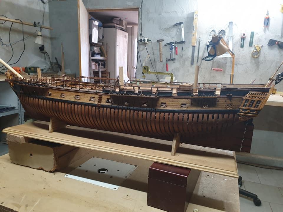 Fregata L'HERMIONE(arsenale)scala 1/48 di Carmelo Tuccitto - Pagina 7 10181710