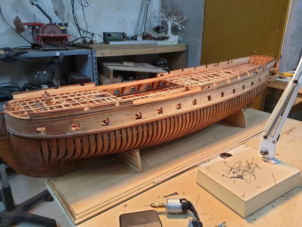 Fregata L'HERMIONE(arsenale)scala 1/48 di Carmelo Tuccitto - Pagina 5 20191018