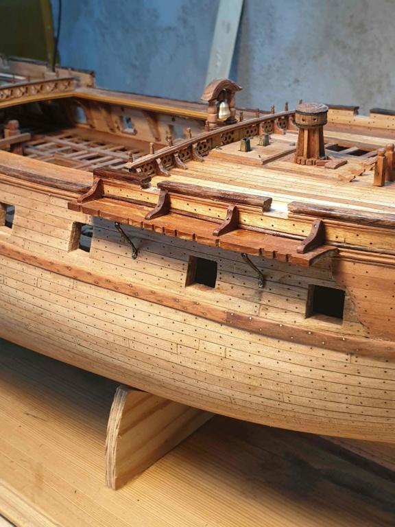 Fregata L'HERMIONE(arsenale)scala 1/48 di Carmelo Tuccitto - Pagina 7 20200126