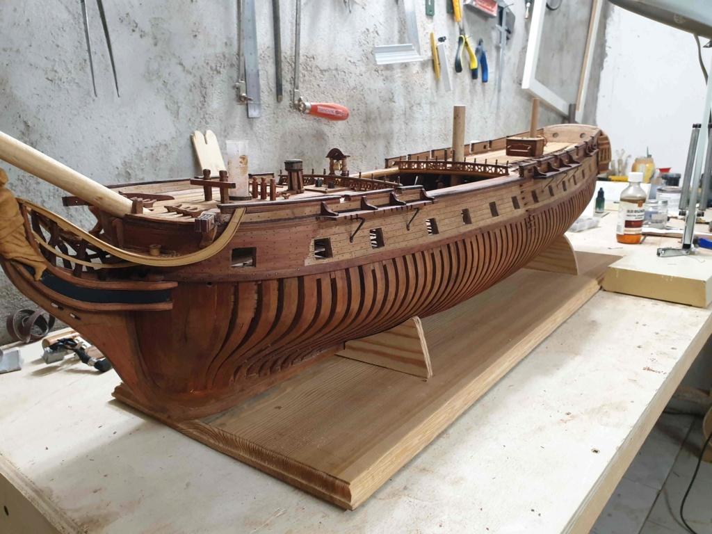 Fregata L'HERMIONE(arsenale)scala 1/48 di Carmelo Tuccitto - Pagina 7 20200127
