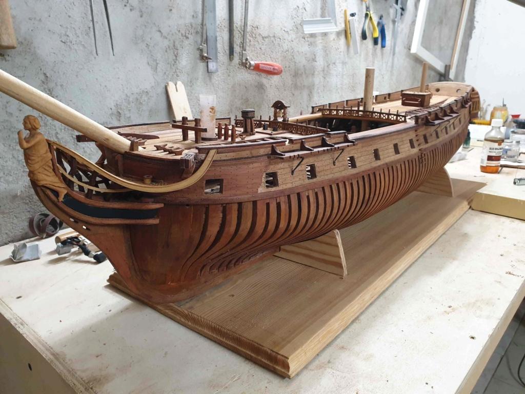 Fregata L'HERMIONE(arsenale)scala 1/48 di Carmelo Tuccitto - Pagina 7 20200128