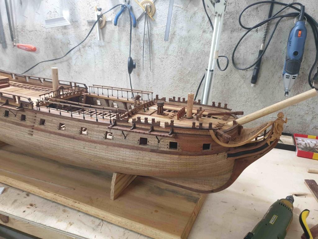 Fregata L'HERMIONE(arsenale)scala 1/48 di Carmelo Tuccitto - Pagina 7 20200314