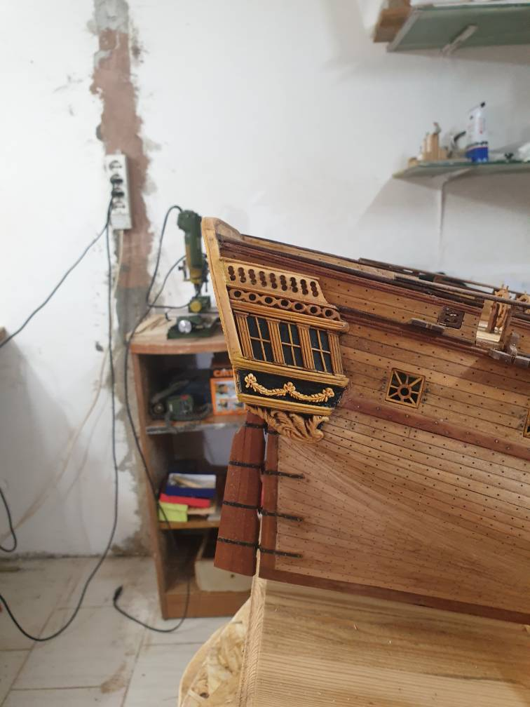 Fregata L'HERMIONE(arsenale)scala 1/48 di Carmelo Tuccitto - Pagina 7 20200513
