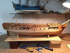Fregata L'HERMIONE(arsenale)scala 1/48 di Carmelo Tuccitto - Pagina 7 20200517