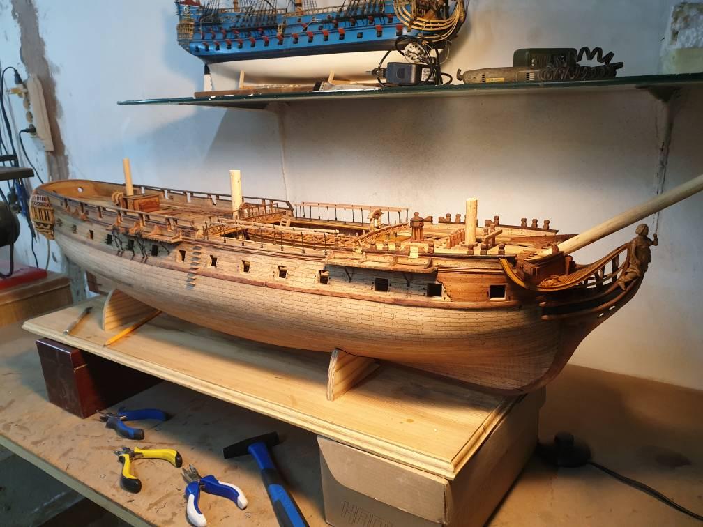 Fregata L'HERMIONE(arsenale)scala 1/48 di Carmelo Tuccitto - Pagina 7 20200518