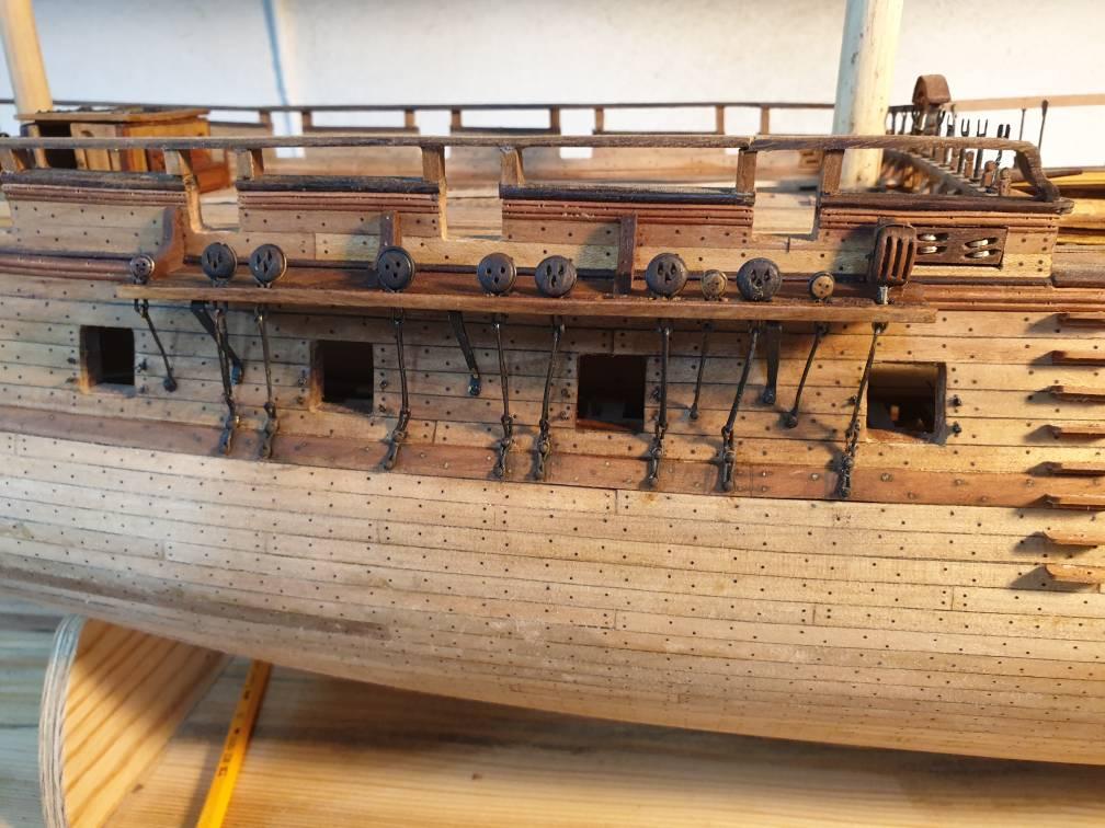 Fregata L'HERMIONE(arsenale)scala 1/48 di Carmelo Tuccitto - Pagina 7 20200522