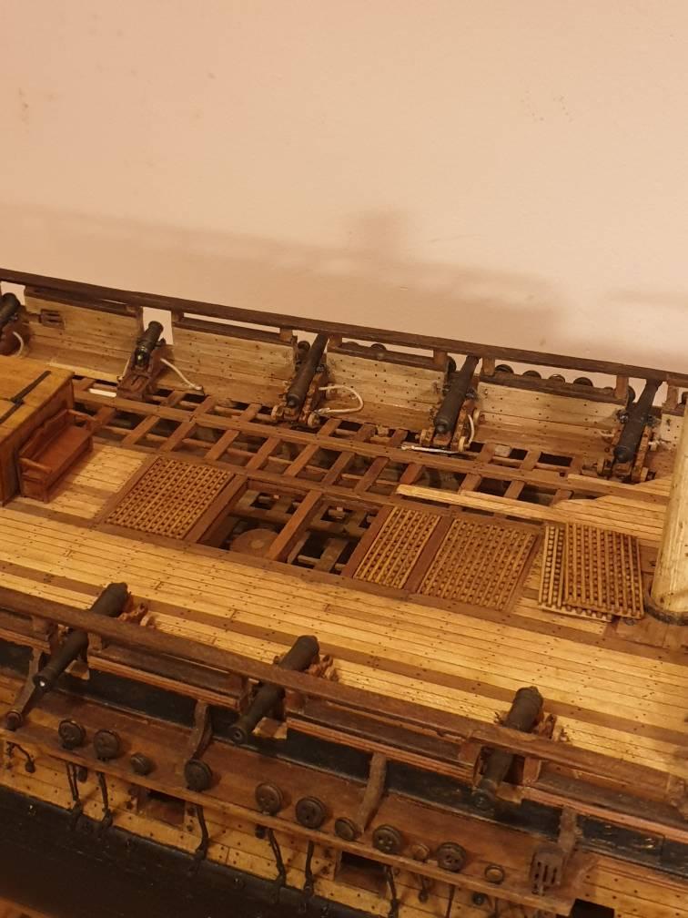 Fregata L'HERMIONE(arsenale)scala 1/48 di Carmelo Tuccitto - Pagina 8 20201210
