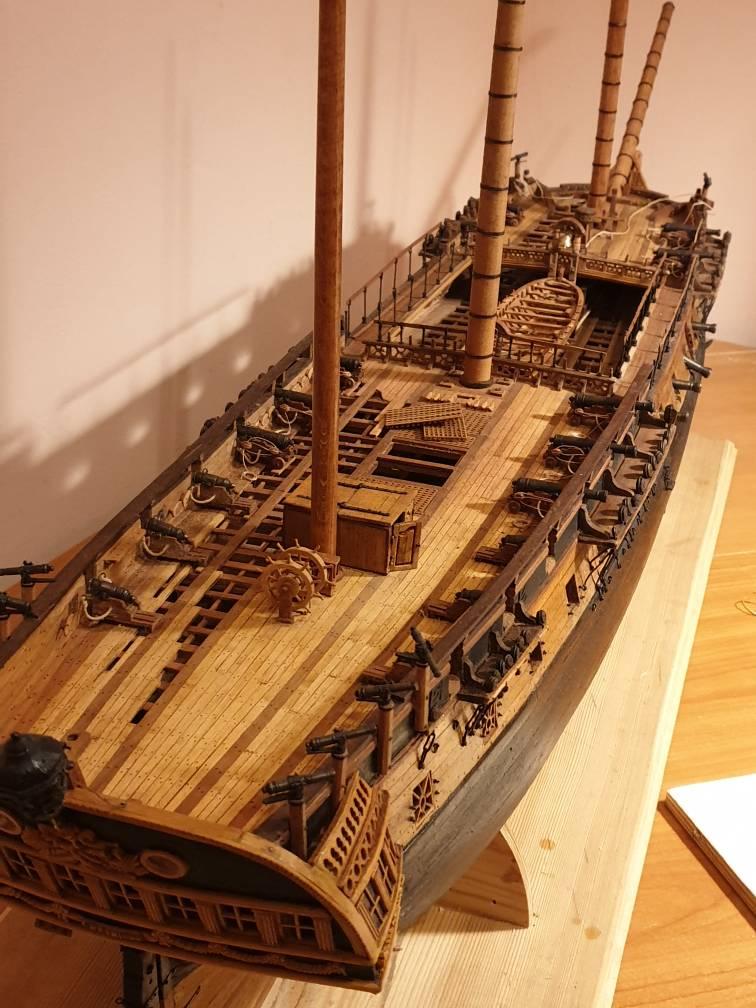 Fregata L'HERMIONE(arsenale)scala 1/48 di Carmelo Tuccitto - Pagina 9 20201221