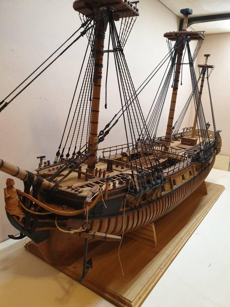 Fregata L'HERMIONE(arsenale)scala 1/48 di Carmelo Tuccitto - Pagina 9 20210214