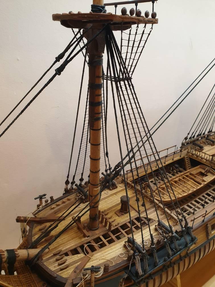 Fregata L'HERMIONE(arsenale)scala 1/48 di Carmelo Tuccitto - Pagina 9 20210216