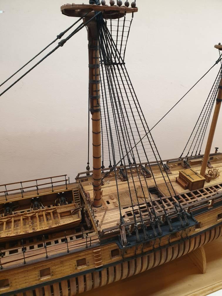 Fregata L'HERMIONE(arsenale)scala 1/48 di Carmelo Tuccitto - Pagina 9 20210217
